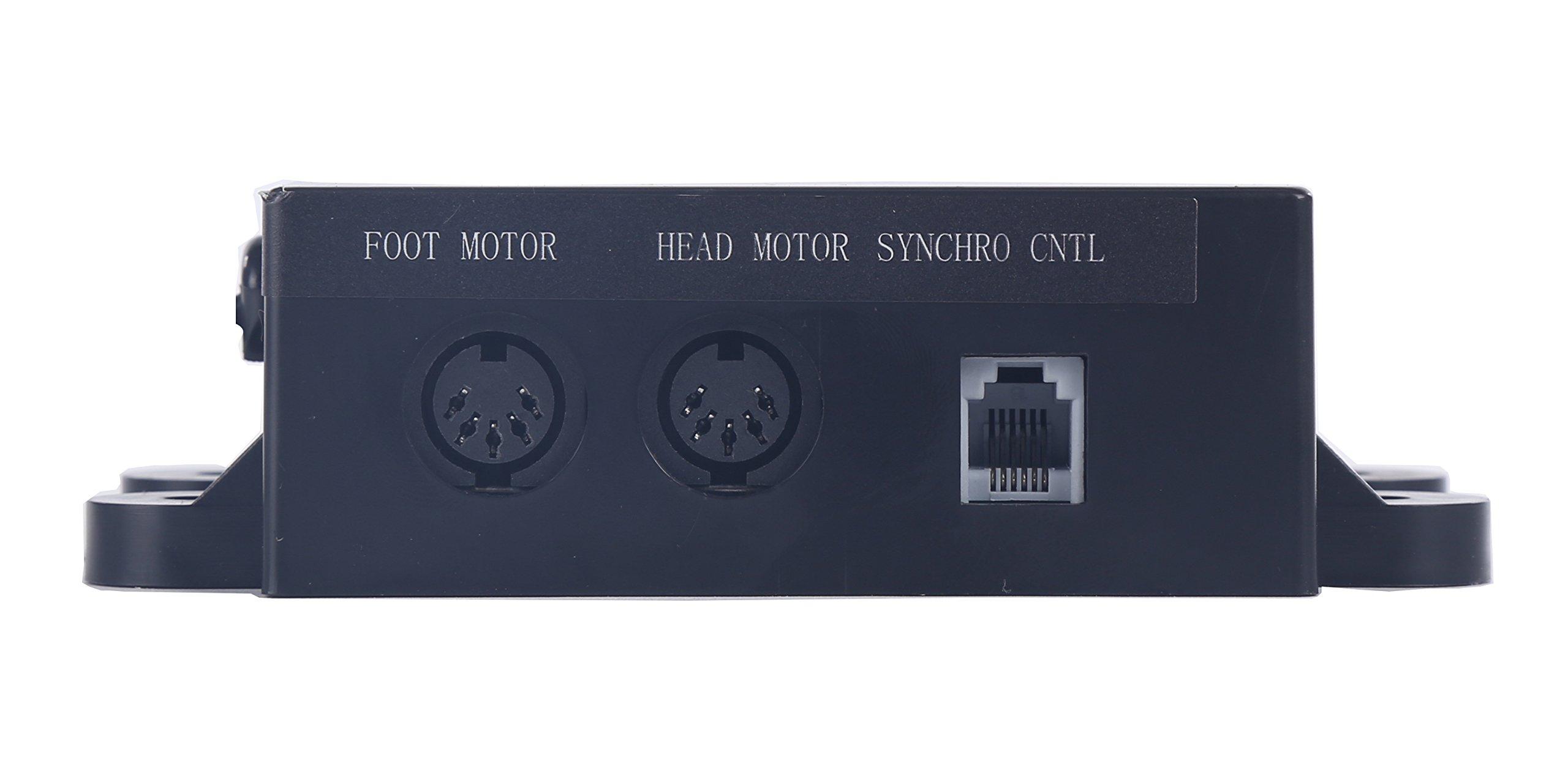 HOFISH Adjustable Bed Motor Control Box