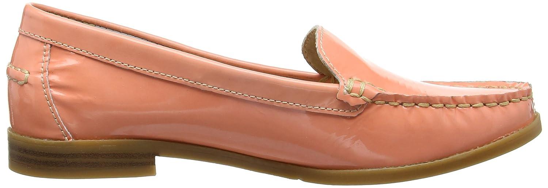 Hush Puppies Irena Sloan - Mocasines de Otra Piel para Mujer Naranja Orange (Coral Patent Lea) 41: Amazon.es: Zapatos y complementos