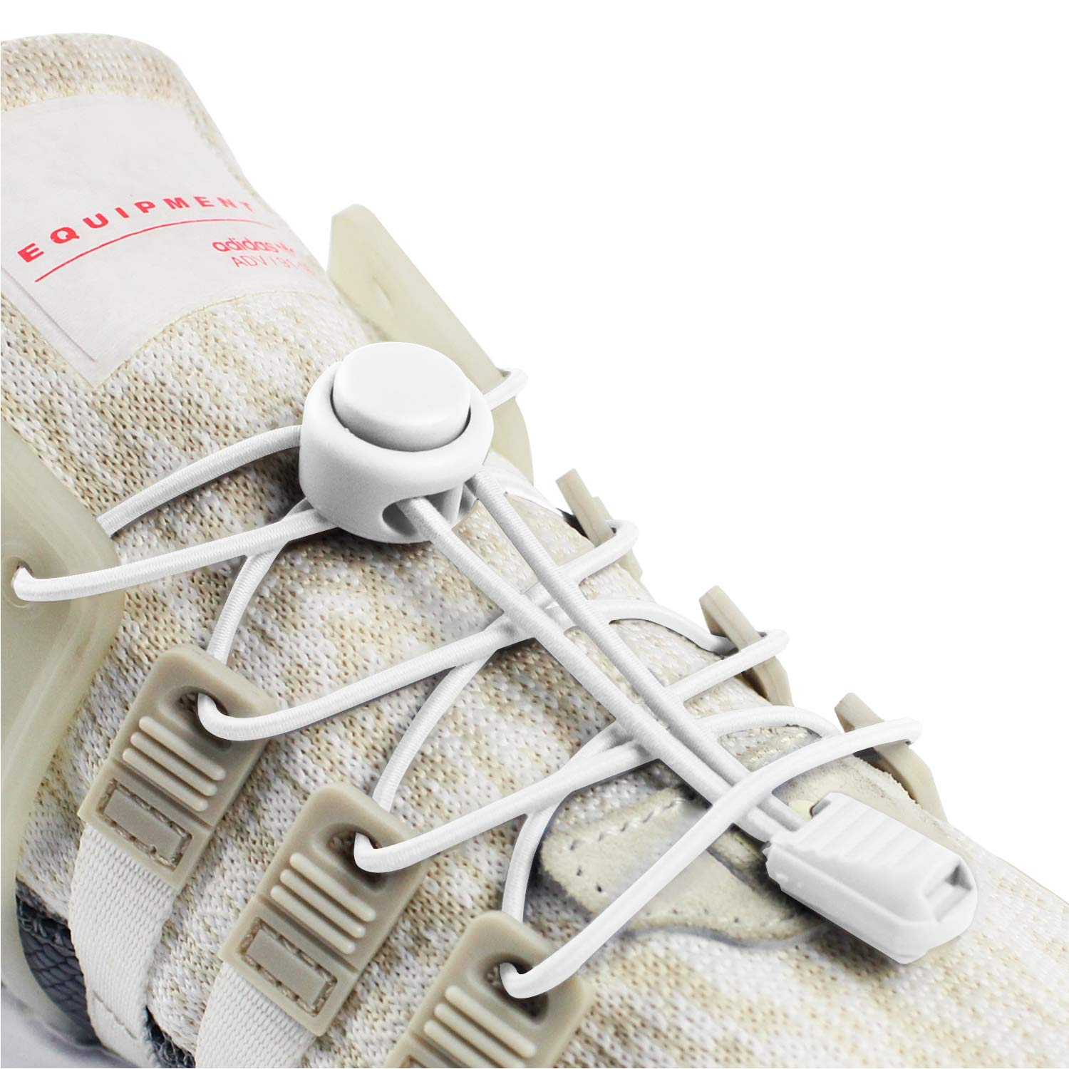Elastic Shoelaces for Kids and Adults INMAKER No Tie Shoe Laces for Sneakers