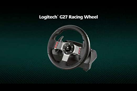 35c1ead3a5d Logitech G27 Force Feedback Wheel and Pedal Set (PS3/PC DVD): Amazon.co.uk:  PC & Video Games