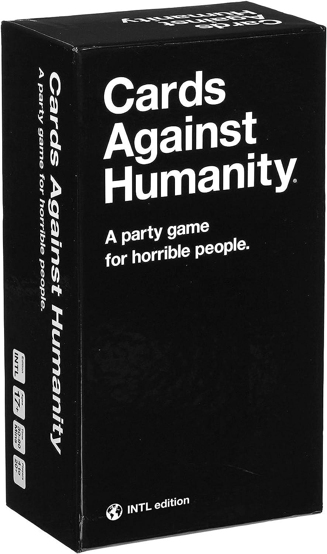 Cards Against Humanity Edición Internacional: Amazon.es: Juguetes ...