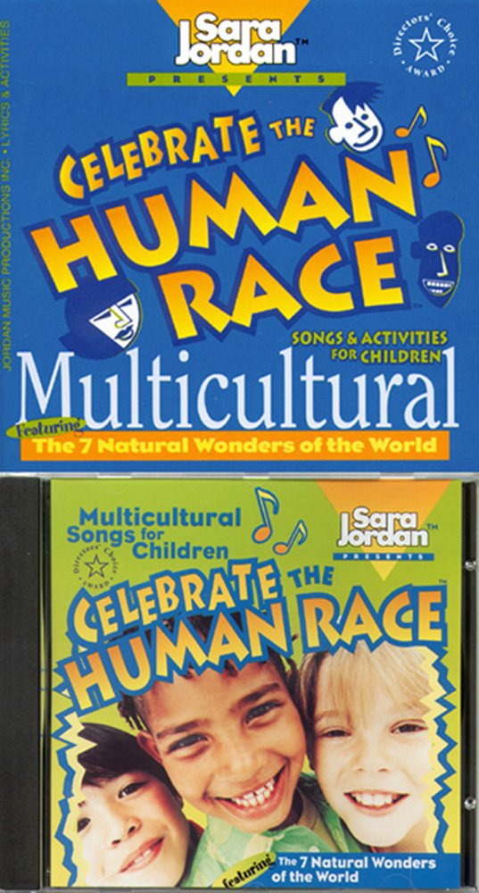 Download Celebrate the Human Race - CD/book kit (K-Gr.3) pdf epub