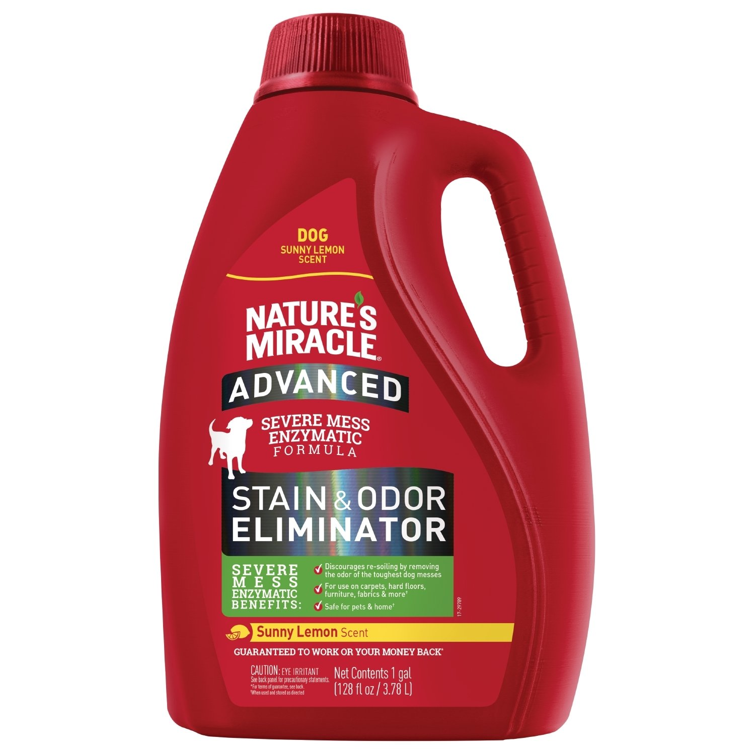 Nature's Miracle P-98145 Advanced Dog Stain and Odor Remover by Nature's Miracle