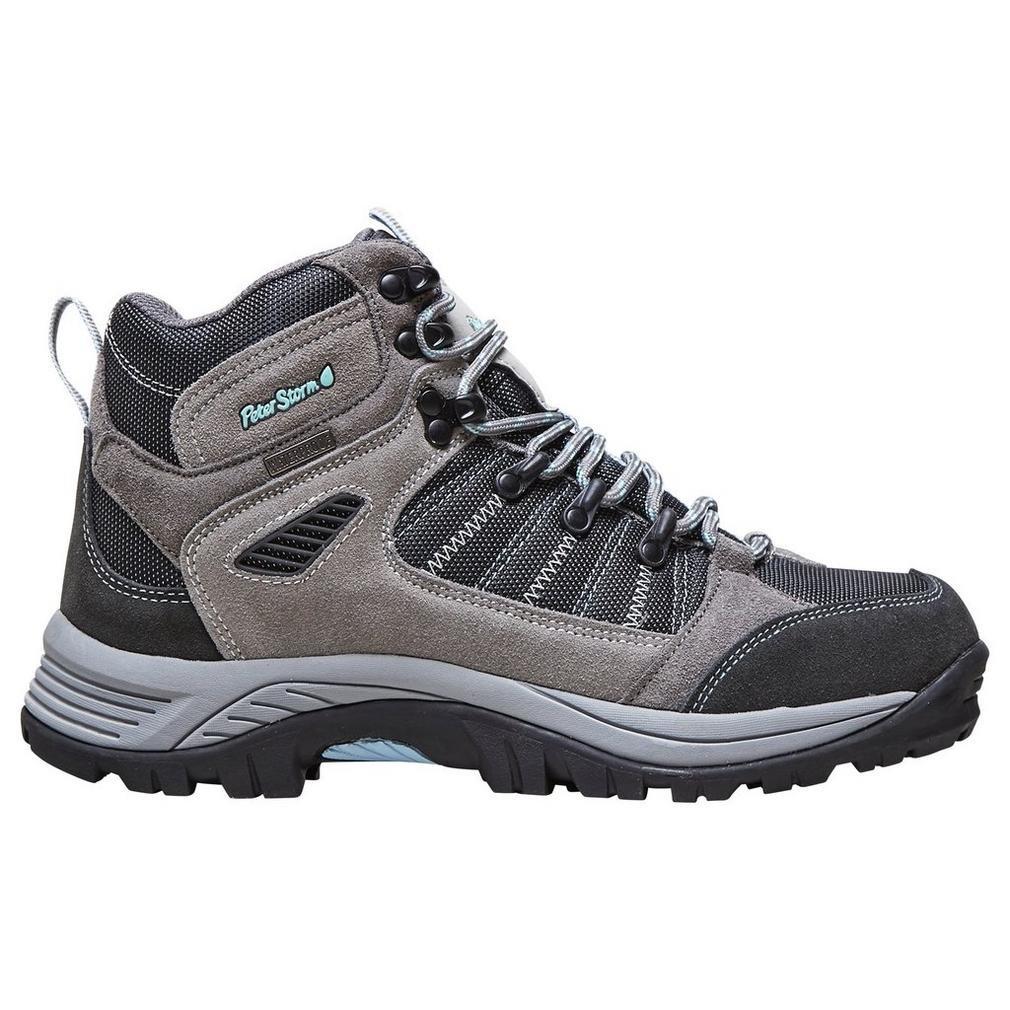 3123389be5b Peter Storm Women's Malvern Walking Boot, Grey, UK5: Amazon.co.uk ...