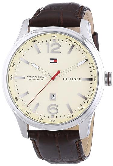 9db3a7e9acf7 Reloj analógico para hombre Tommy Hilfiger 1710315
