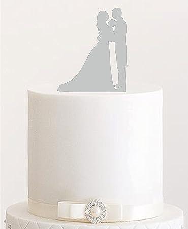 Cake Topper 11 Acryl Tortenstecker Tortenfigur Hochzeitstorte