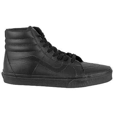 7ce06252aa Vans Sk8-Hi Trainers Black  Amazon.co.uk  Shoes   Bags