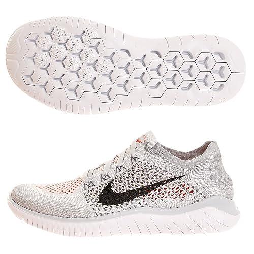 5323dc8de182 Nike Men s Free RN Flyknit 2018 Running Shoe  Amazon.ca  Shoes   Handbags