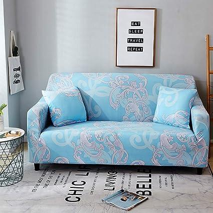 Amazon.com: GH&YY Funda de sofá 1 2 3 4 plazas funda de sofá ...