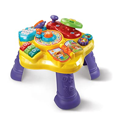 VTech Magic Star Learning Table: Toys & Games