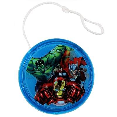 Disney Marvel Avengers LED Light-Up Toy Yo Yo: Toys & Games [5Bkhe2000936]