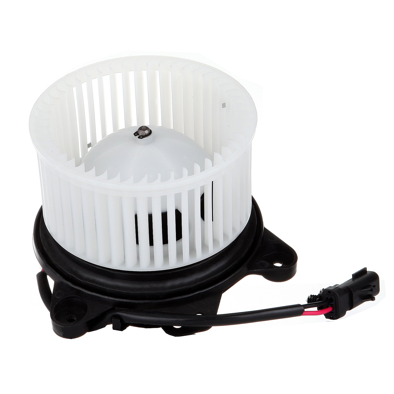 HVAC Plastic Heater Blower Motor w/Fan Cage Blower Motor Resistor ECCPP for 2001-2004 Dodge Dakota /2001-2003 Dodge Durango