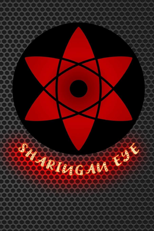 sharingan eye: Journal Itachi shinobi ninja eternal ...