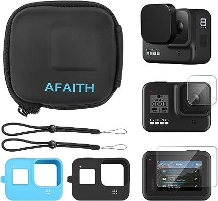 Afaith Zubehör Kit Für Gopro Hero 8 Black Mini Kamera Kamera