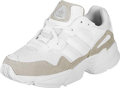 adidas Yung-96 J Jungen Sneaker Weiß