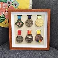 Caja expositora Insignias Caja exhibición medallas Marco