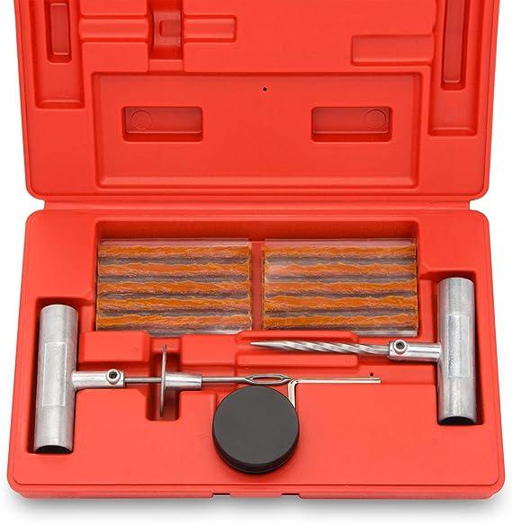 Bicycle Tools 5Pcs Tire Repair Rubber Strip Bike Tire Repair Repair Drill M8V6