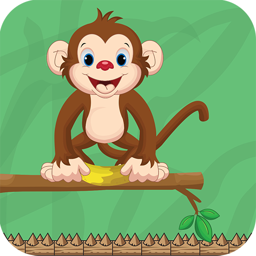 The Monkey: Banana Adventure for KindleFire (Monkey Bananas)