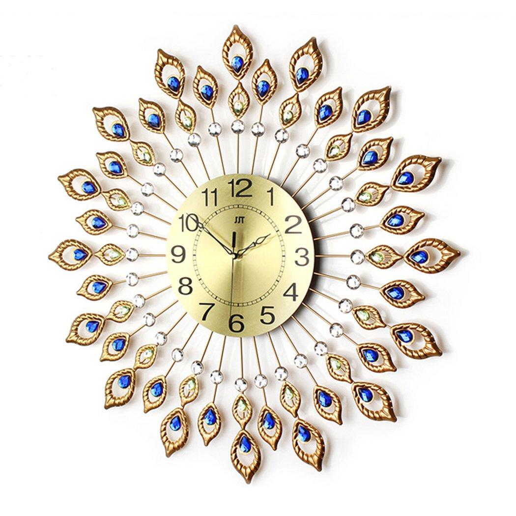 壁掛け時計 時計 掛け時計 壁時計 クロック ウォールクロック 壁掛け アンティーク おしゃれ 北欧 静か 壁飾り 【UNUSUAL】 B01KPJ83YA