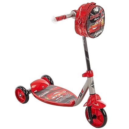 Amazon.com: Huffy - Patinete preescolar de 3 ruedas, diseño ...