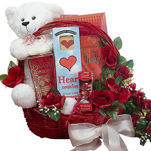 Amazon.com : All My Love Chocolate Gift Basket : Gourmet Chocolate ...