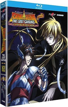 I Cavalieri Dello Zodiaco-The Lost Canvas Vol.1 (2 Blu-Ray)