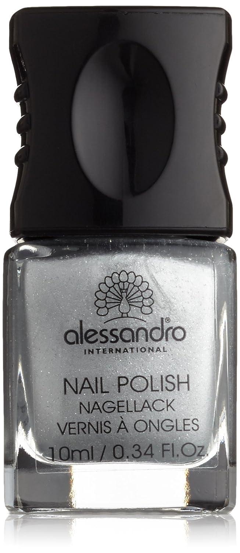 alessandro Nagellack 74 Silver, 1er Pack (1 x 10 ml): Amazon.de: Beauty