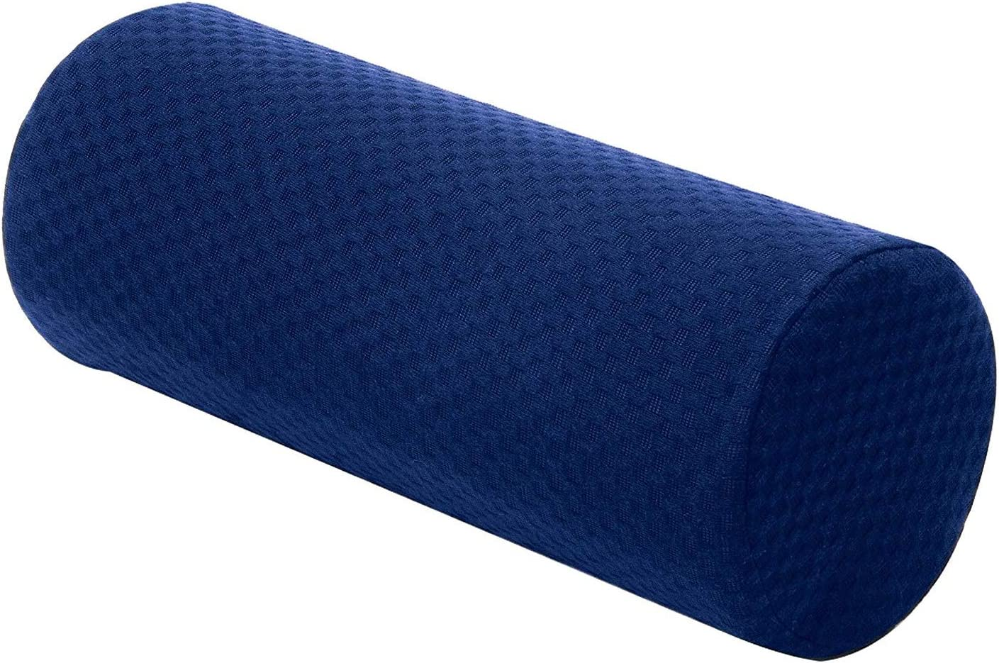 Carex Lumbar Roll Lower Back Support Pillow - Chair Seat Posture Corrector - Relieve Spine and Neck Pain with McKenzie Method, Use in Bed During ...