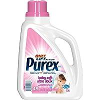 Purex Baby Soft Hypoallergenic Liquid Detergent, 2.26 Liters