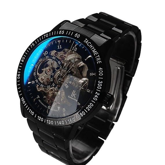 ibay wish gift IK-06 GZIE-06 - Reloj para hombres, correa de