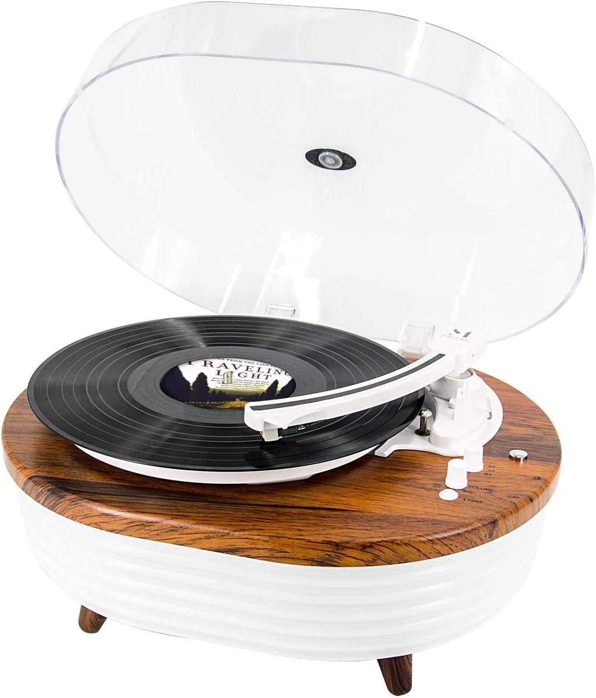 Tocadiscos para Reproductor de Discos, Reproductor de Vinilo ...