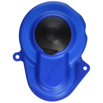 RPM Traxxas Sealed Gear Cover, Blue: Toys & Games