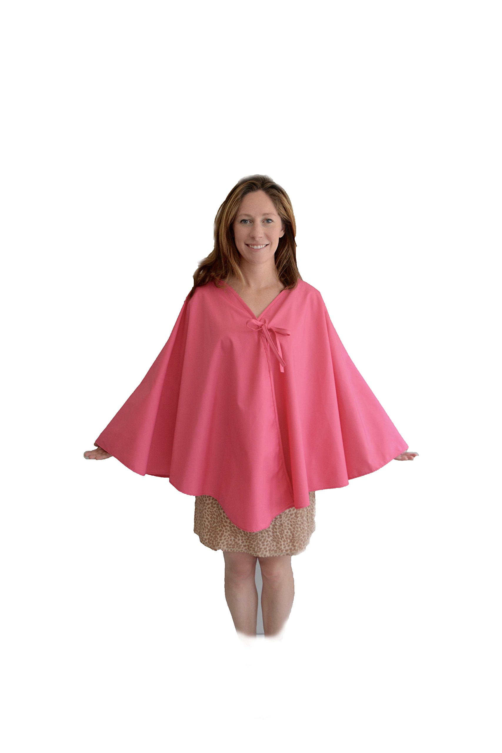 Health Gear - Mammography Exam Imaging Cape - Rose, One (6 piece pack)