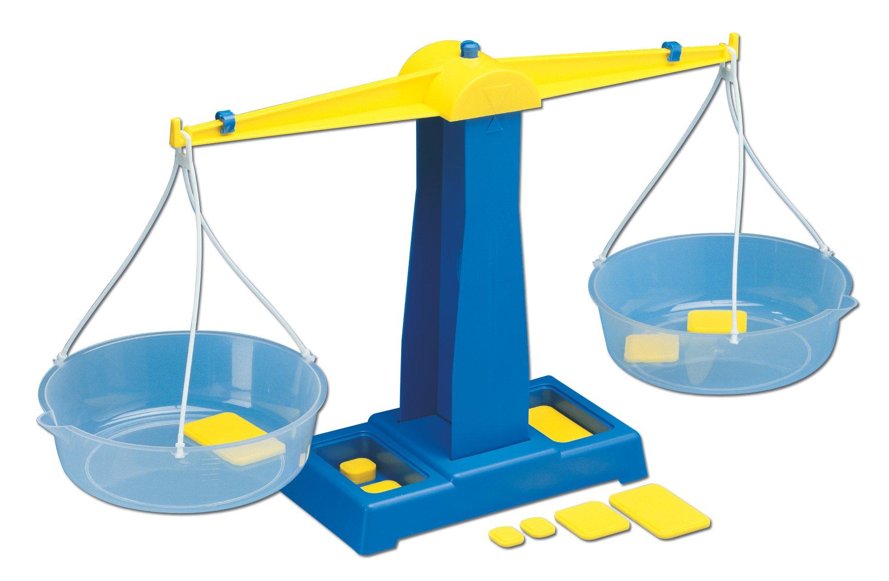 Delta Education Primary Pan Balance, 29'' x 13'' Size, Grades K-8