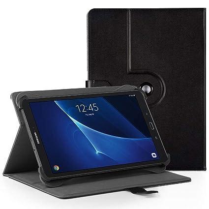EasyAcc Funda Universal Tablet 10 Pulgadas 360 Grados Rotación ...