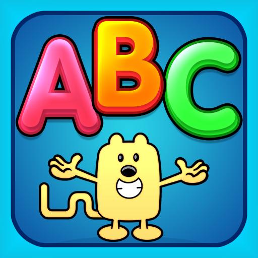 Wubbzy's ABC Learn & Play Kindergarden Spray