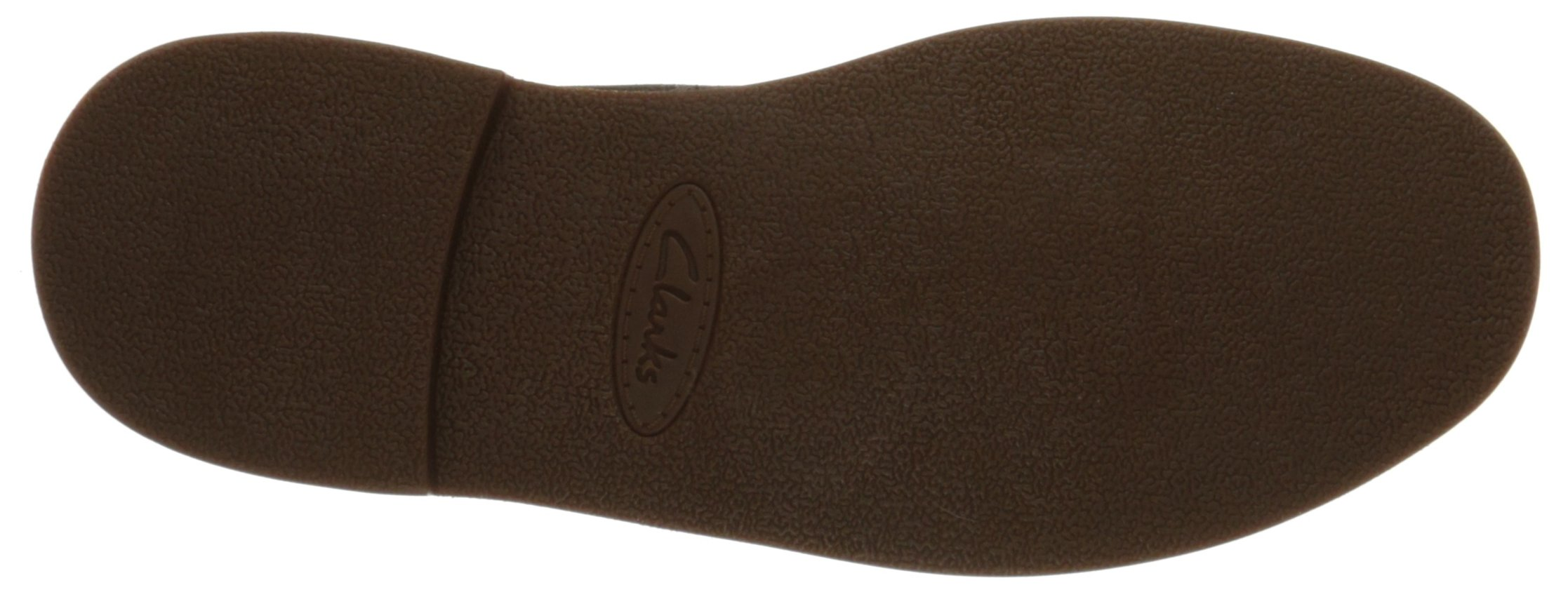 Clarks Men's Bushacre 2 Chukka Boot,Brown Suede,13 M US by CLARKS (Image #3)