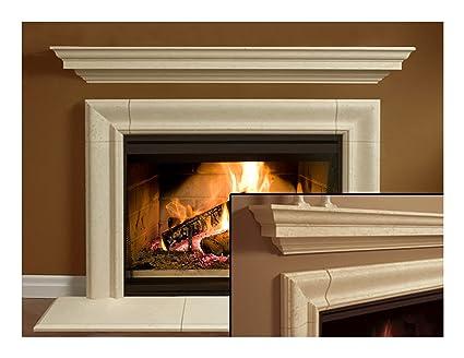 Amazon fireplace mantel decor