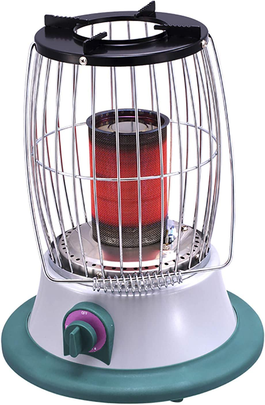 zks Calentador De Gas Mini Calentador De Agua Portátil Multifunción para Asar A La Parrilla Gas Natural Gas Licuado Puede Estar A Bordo