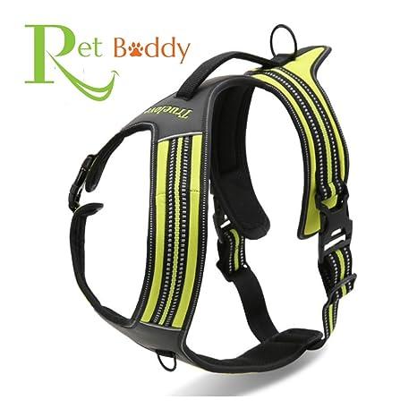 Pet Buddys Truelove - Arnés para perro con asa, resistente, sin ...