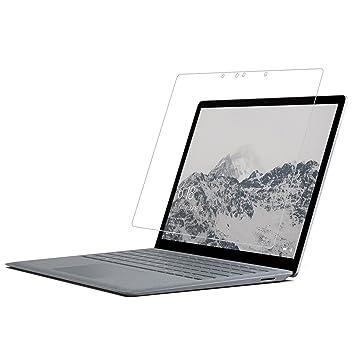 Microsoft superficie portátil 13,5 pulgadas Protector de pantalla de cristal, rbeik Premium Anti