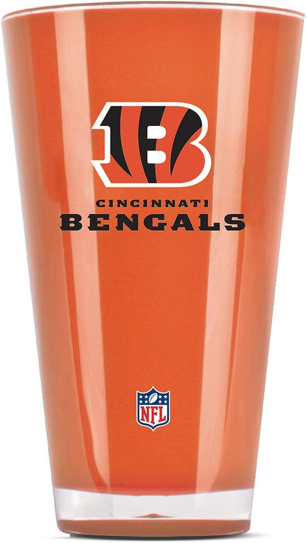 NFL Cincinnati Bengals 20oz Insulated Acrylic Tumbler