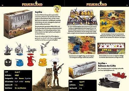 Scythe (Juego de Feuerland 10): Amazon.es: Juguetes y juegos