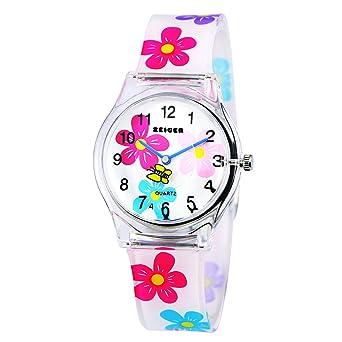 45f0cb1136937 Montre enfant Fille Zeiger montre d enfant fille montre fille montre pour fille  montre pour