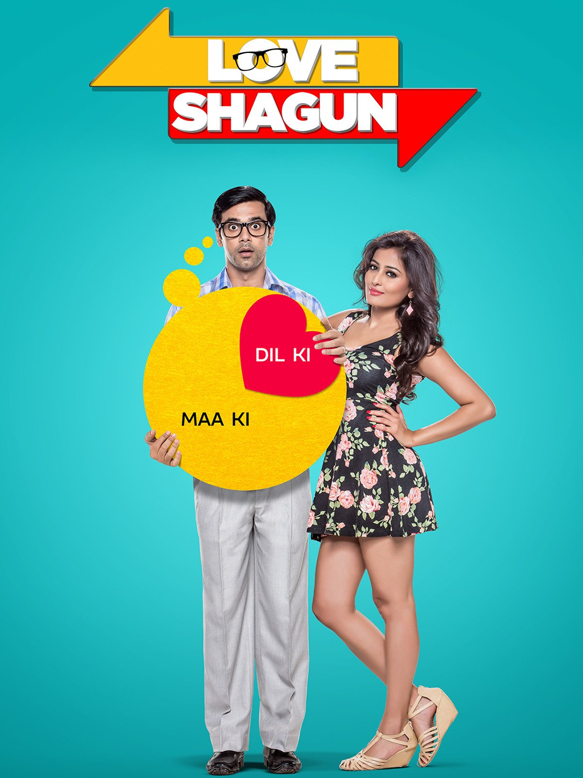 Love Shagun (2016) Hindi Full Bollywood Movie 720p HDRip 650MB