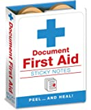 First Aid Sticky Notes Booklet - By The Unemployed Philosophers Guild