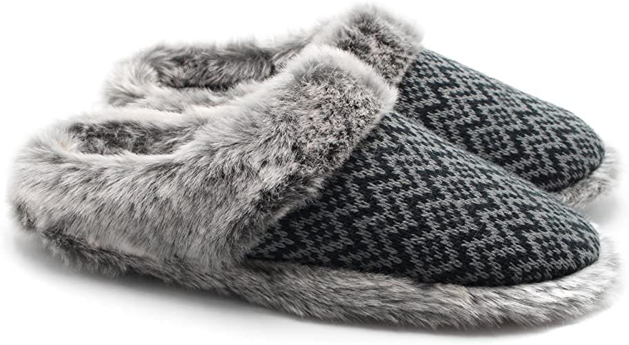 Womens Slipper Socks Fuzzy Slippers with Soft Soles Kiyotoo Womens Slippers Cozy/&Warm Slippers for Women