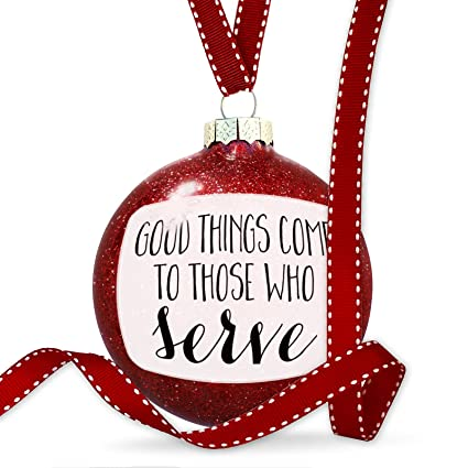 Amazon Com Neonblond Christmas Decoration Good Things Come To Those