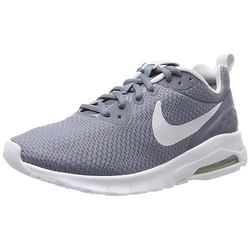 Nike Air MAX Motion LW Zapatillas para Mujer Azul Armory Blue Pure Platinum 37 5 EU