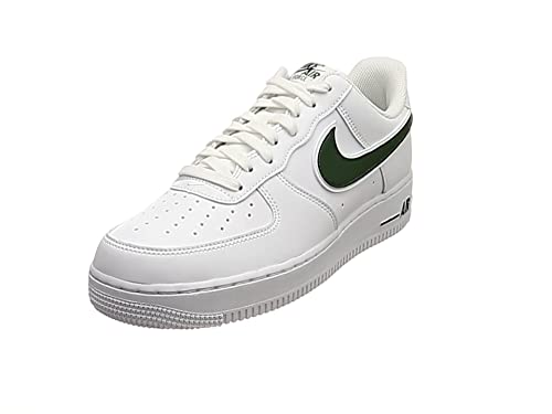 Nike Men's Air Force 1 '07 3 Basketball Shoes, Multicolour